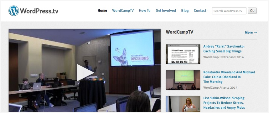 Read more about the article Recommended presentations for WordPress Developers