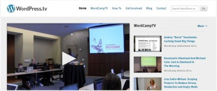 Recommended presentations for WordPress Developers